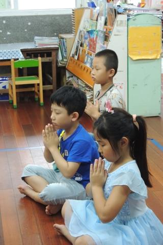 心寧靜運動啟動教育革新 翻轉課堂學習