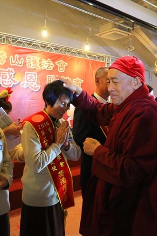 《佛法大使》師囑在心 黃潘秀珍師姐以〈大悲咒〉產生信仰力量