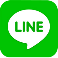 share LINE to friends